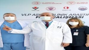 Prof. Dr. Altuntaş, VLP temelli yerli koronavirüs aşısıyla ilgili açıklamalarda bulundu: