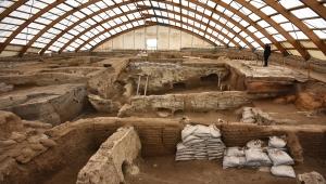 TARİHİN AYNASI KÜLTÜREL SERVET - Anadolu'nun hafızası antik kentler:
