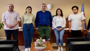AÜ öğrencileri Yunus Emre'nin tasavvufi, edebi, insani ve felsefi yönünü dijital platformda anlatıyor