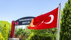 Beypazarı ve Kahramankazan'da Ramazan Bayramı arifesinde şehitlik ziyaretleri yapıldı