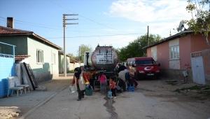 Eskişehir'de içme suyuna zirai ilaç karışması sonucu rahatsızlanan 2 kişi tedavi altına alındı