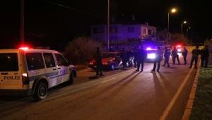 Kayseri'de polisin