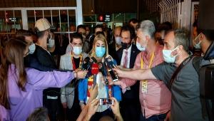 Kayserispor-Fenerbahçe maçının ardından