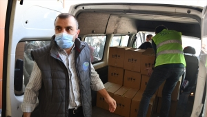 RAHMET VE BEREKET AYI RAMAZAN - Sivas'ta ihtiyaç sahiplerinin iftar sofrası