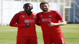 Sivasspor'da, Medipol Başakşehir mesaisi başladı