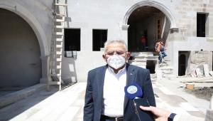 Tarihi Kayseri Mahallesi'ndeki 40 konağın restorasyonu tamamlandı