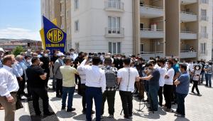 Enerji Bir-Sen Kırıkkale Şubesi'nden MKEK'in statüsünün değiştirilmesine yönelik düzenlemeye tepki
