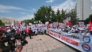 Enerji Bir-Sen, MKEK'in statüsünün değiştirilmesine yönelik düzenlemeyi protesto etti