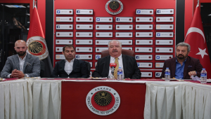 Gençlerbirliği, teknik direktör Metin Diyadin ve sportif direktör Baki Mercimek ile sözleşme imzaladı