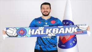 Halkbank, Aslan Ekşi ile sözleşme yeniledi