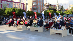 Karaman'da Sema ve Yunus Emre İlahileri programı düzenlendi