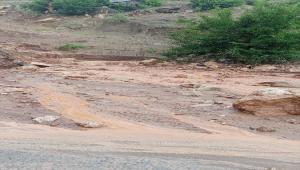 Kayseri'de sel nedeniyle kırsaldaki 5 mahallenin yolu ulaşıma kapandı