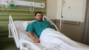 Kayseri'de silahla bacağından vurulan nöroloji uzmanı doktor, yaşadığı olayı anlattı: