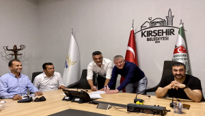 Kırşehir Belediyespor teknik direktör Hakkı Hocaoğlu ile sözleşme imzaladı