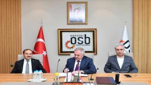 Sanayi ve Teknoloji İl Müdürlüğü OSB'ye taşınacak