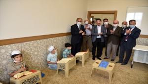 Selçuklu'da yeni hafızlık merkezi açıldı