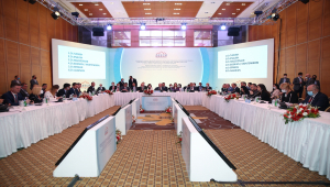 TBMM Başkanı Mustafa Şentop, GDAÜ PA 8. Genel Kurul Toplantısı'nda konuştu: (1)