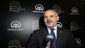 TBMM Dışişleri Komisyonu Başkanı Kılıç, ABD temaslarında gündeme getirilmesi planlanan konuları değerlendirdi: