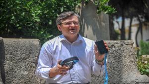 Ukrayna Dışişleri Bakanı Kuleba, Antalya Müzesindeki Ukraynaca sesli rehberin açılışına katıldı: