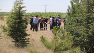 Aksaray'da çocuk cesedi ihbarına giden jandarma köpek leşiyle karşılaştı