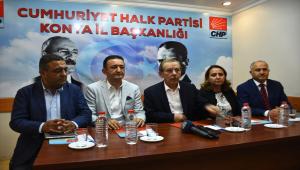 CHP Konya Milletvekili Abdüllatif Şener'den Konya'da 7 kişinin öldürüldüğü olaya ilişkin açıklama: