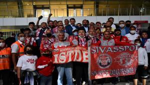 Demir Grup Sivasspor-Petrocub maçının ardından