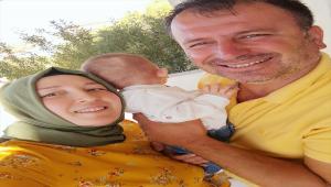 Kadavradan rahim nakliyle anne olan Derya Sert, Türkiye'nin ikinci naklinde de aynı heyecanı yaşadı: