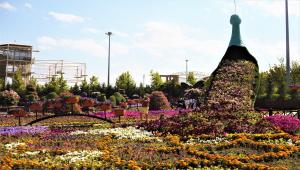Kelebekler Vadisi'nin yeni bahçesi renklerin şölenine davet ediyor