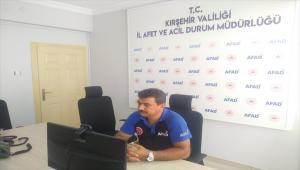 Kırşehir BOTAŞ çalışanlarına çevrimiçi afet farkındalık eğitimi verildi