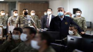 Milli Savunma Bakanı Akar'dan, Yunanistan'a silahlanma tepkisi: