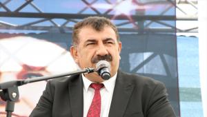 TÜDKİYEB Başkanı Çelik'ten