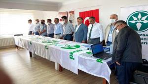 Yozgat Pancar Ekicileri Kooperatifi mali genel kurulu yapıldı