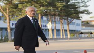CHP Genel Başkanı Kılıçdaroğlu, THK'ye yaptığı ziyaretlerin ardından açıklamalarda bulundu: