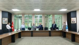 KAYÜ ve Talas Belediyesi arasında işbirliği protokolü imzalandı