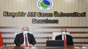 Kırşehir'in jeotermal ve tarım projeleri iş dünyasına tanıtıldı