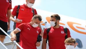 Sivasspor kafilesi Batum'da