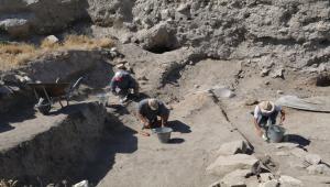 Yozgat'ta 5 bin 500 yıllık Çadır Höyük'te kazı çalışmaları başladı