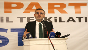 AK Parti Grup Başkanvekili Mahir Ünal, Sivas'ta konuştu: