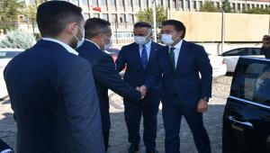 AK Parti Grup Başkanvekili Özkan, ASKON Kırıkkale Şubesi'nin Olağan Genel Kurulu'nda konuştu: