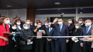 Binali Yıldırım, AK Parti Kırşehir İl Başkanlığı Binası Açılış Töreni'ne katıldı