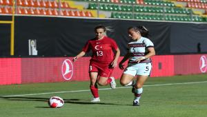 Futbol: 2023 FIFA Kadınlar Dünya Kupası Elemeleri
