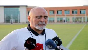 Kayserispor Teknik Direktörü Karaman'dan 2 maçta 6 puan hedefi: