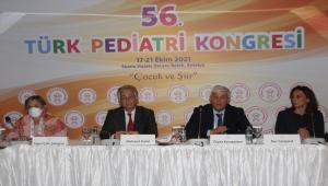 56. Türk Pediatri Kongresi'nin ana gündemi