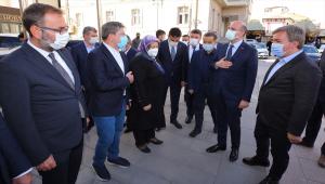 AK Parti Genel Başkan Yardımcısı İleri, Aksaray'da partililerle buluştu: