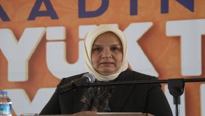 AK Parti Genel Merkez Kadın Kolları Başkanı Ayşe Keşir, Kayseri'de konuştu: