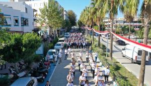 Antalya'da 11. Çekirdeksiz Nar ve Tropikal Meyve Festivali başladı