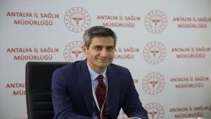 Antalya'da ilk doz Kovid-19 aşısı uygulananların oranı yüzde 90'ı geçti