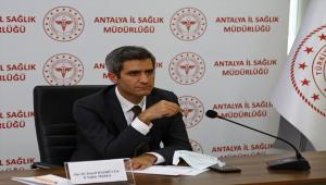 Antalya Eğitim ve Araştırma Hastanesi TURKOVAC'ın Faz-3 çalışmaları için gönüllüleri bekliyor