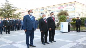 Beyşehir'de 19 Ekim muhtarlar günü kutlandı