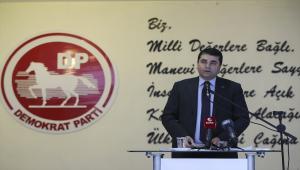 Demokrat Parti Ankara İl Başkanlığına Erkin Delikanlı seçildi